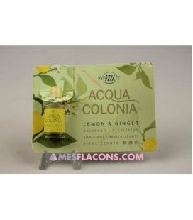 4711 - Acqua Colonia - Lemon & ginger