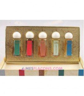 Coffret Les Parfums Ciro - Flaconettes