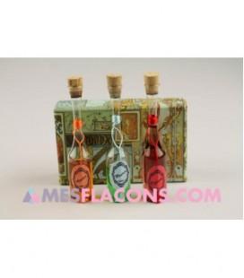 Coffret Tanit composé de 3 flacons