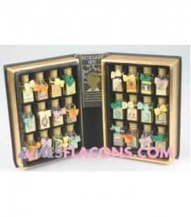 Coffret livre - Fragranze da collezione ( 24 miniatures)