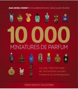 10000 Miniatures de parfum