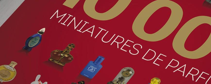 Il libro 10000 miniprofumi di Jean-Michel Courset