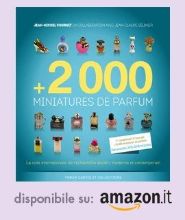 +2000 miniature di profumi disponibili su Amazon.it