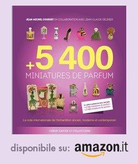 +5400 miniature di profumi su Amazon.it